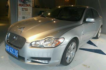 捷豹 XF 2008款 3.0 自动 优质豪华版