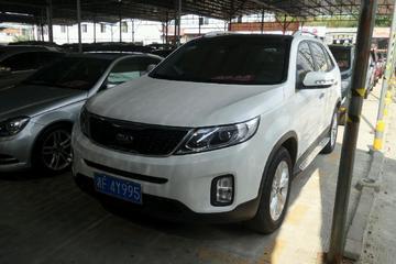 起亚 索兰托 2013款 2.2T 自动 舒适版5座 柴油