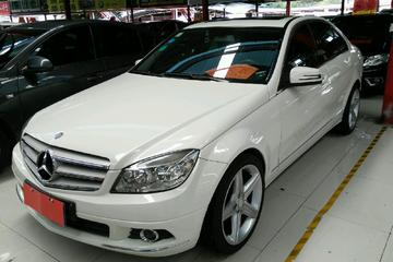 奔驰 C级 2008款 1.8T 自动 C200标准型CGI