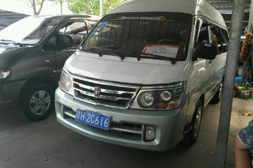 金杯 海狮 2011款 2.5T 手动 大海狮旗舰型 柴油