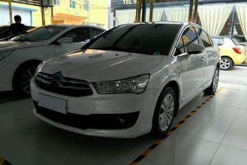 雪铁龙 世嘉三厢 2014款 1.6 自动 品尚型VTS版