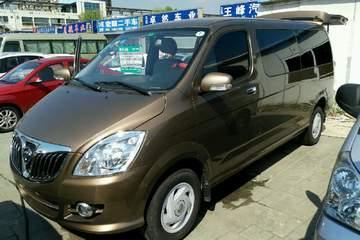 福田 蒙派克 2011款 2.0 手动 财富快车经典型长轴