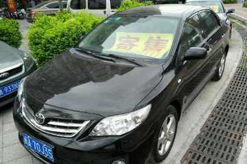 丰田 卡罗拉 2011款 1.8 自动 GLX-i