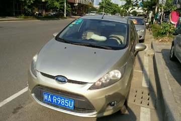 福特 嘉年华三厢 2009款 1.5 自动 豪华型