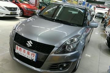 铃木 速翼特 2014款 1.6 自动 豪华版