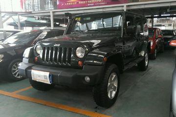 Jeep 牧马人 2011款 3.8 自动 Sahara四门