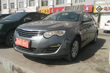 荣威 550 2008款 1.8T 自动 D品臻版