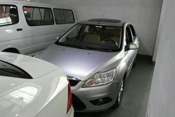福特 福克斯三厢 2009款 1.8 自动 时尚型