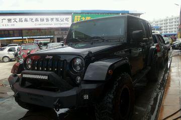 Jeep 牧马人 2016款 3.0 自动 75周年致敬版