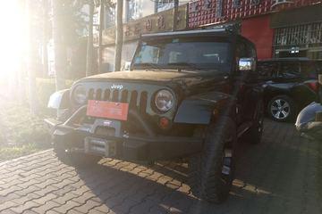 Jeep 牧马人 2011款 3.8 自动 Sahara两门