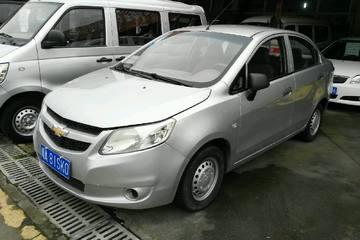 雪佛兰 赛欧三厢 2010款 1.2 手动 理想版