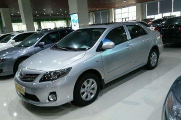 丰田 卡罗拉 2013款 1.6 自动 GL至酷特装版