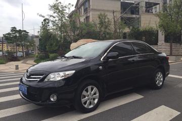 丰田 卡罗拉 2013款 1.6 自动 GL炫酷版