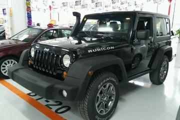 Jeep 牧马人 2013款 3.6 自动 Rubicon两门