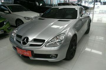 奔驰 SLK级 2010款 1.8T 自动 SLK200K Grand Edition