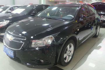 雪佛兰 科鲁兹三厢 2011款 1.6 自动 SE