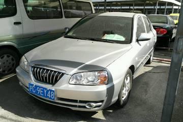 现代 伊兰特三厢 2005款 1.6 手动 标准型GL
