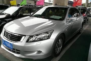 本田 雅阁 2008款 2.0 自动 标准导航型EX Navi