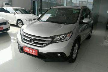 本田 CR-V 2012款 2.0 自动 Lxi都市型前驱