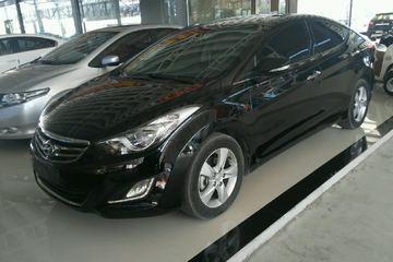 现代 朗动 2013款 1.6 自动 GLX领先型