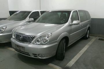 别克 GL8 2011款 2.4 自动 LT行政型