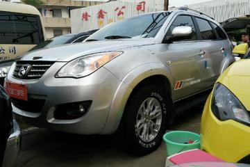江铃 驭胜S350 2013款 2.4T 手动 豪华版5座后驱 柴油