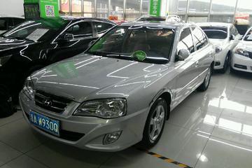 现代 伊兰特三厢 2011款 1.6 自动 舒适型天窗版GL