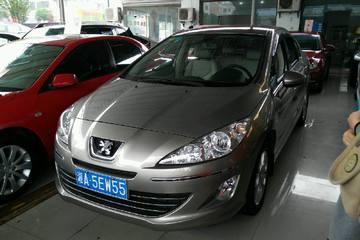 标致 408 2010款 1.6 手动 舒适型