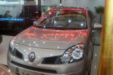 雷诺 科雷傲 2010款 2.5 自动 豪华型四驱