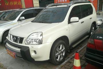日产 奇骏 2010款 2.5 自动 XL豪华型四驱