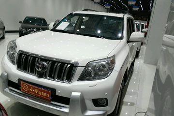 丰田 普拉多 2010款 4.0 自动 VX四驱