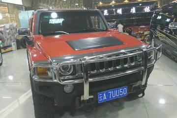 悍马 H3 2008款 3.7 自动