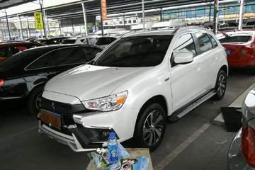 三菱 劲炫 2016款 1.6 手动 先锋版前驱
