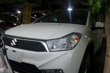 铃木 天语SX4两厢 2013款 1.6 自动 酷锐型