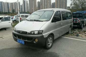 江淮 瑞风 2009款 2.0 手动 穿梭长轴舒适型5-8座