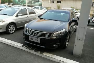 本田 雅阁 2010款 2.0 自动 标准导航型EX Navi
