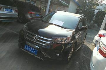 本田 CR-V 2012款 2.0 自动 Exi经典型四驱