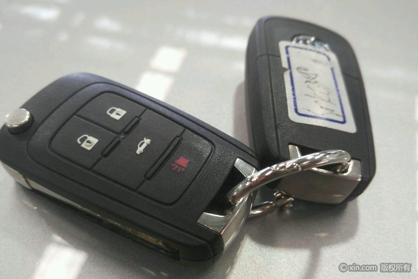 上海大众凌度车钥匙