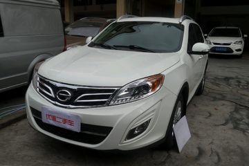广汽传祺 传祺GS5 2013款 1.8T 自动 豪华版前驱