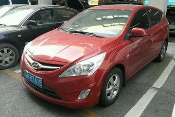 现代 瑞纳两厢 2011款 1.4 自动 GS舒适型