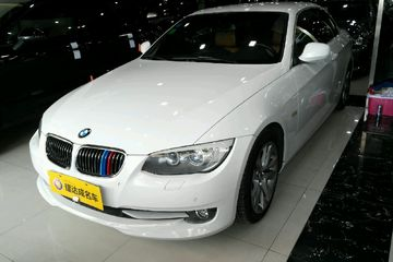 宝马 3系Coupe 2011款 3.0 自动 330i