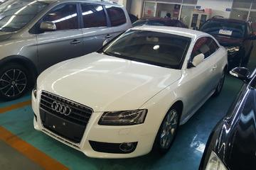 奥迪 A5-Coupe 2013款 2.0T 自动 40TFSI