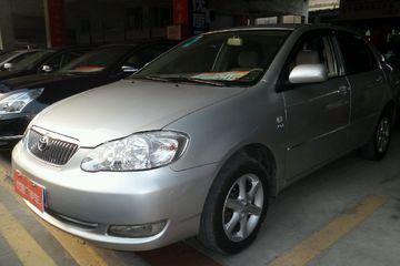 丰田 花冠 2009款 1.6 手动 特别版G