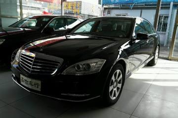 奔驰 S级 2008款 3.0 自动 S300L商务型