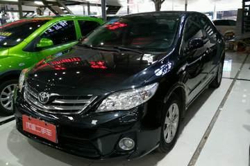 丰田 卡罗拉 2012款 1.6 手动 GL炫装版