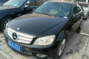 奔驰 C级 2010款 1.8T 自动 C200时尚型CGI