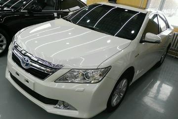 丰田 凯美瑞 2012款 2.5 自动 旗舰版HQ 油电混合