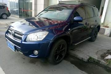 丰田 RAV4 2009款 2.4 自动 豪华型四驱