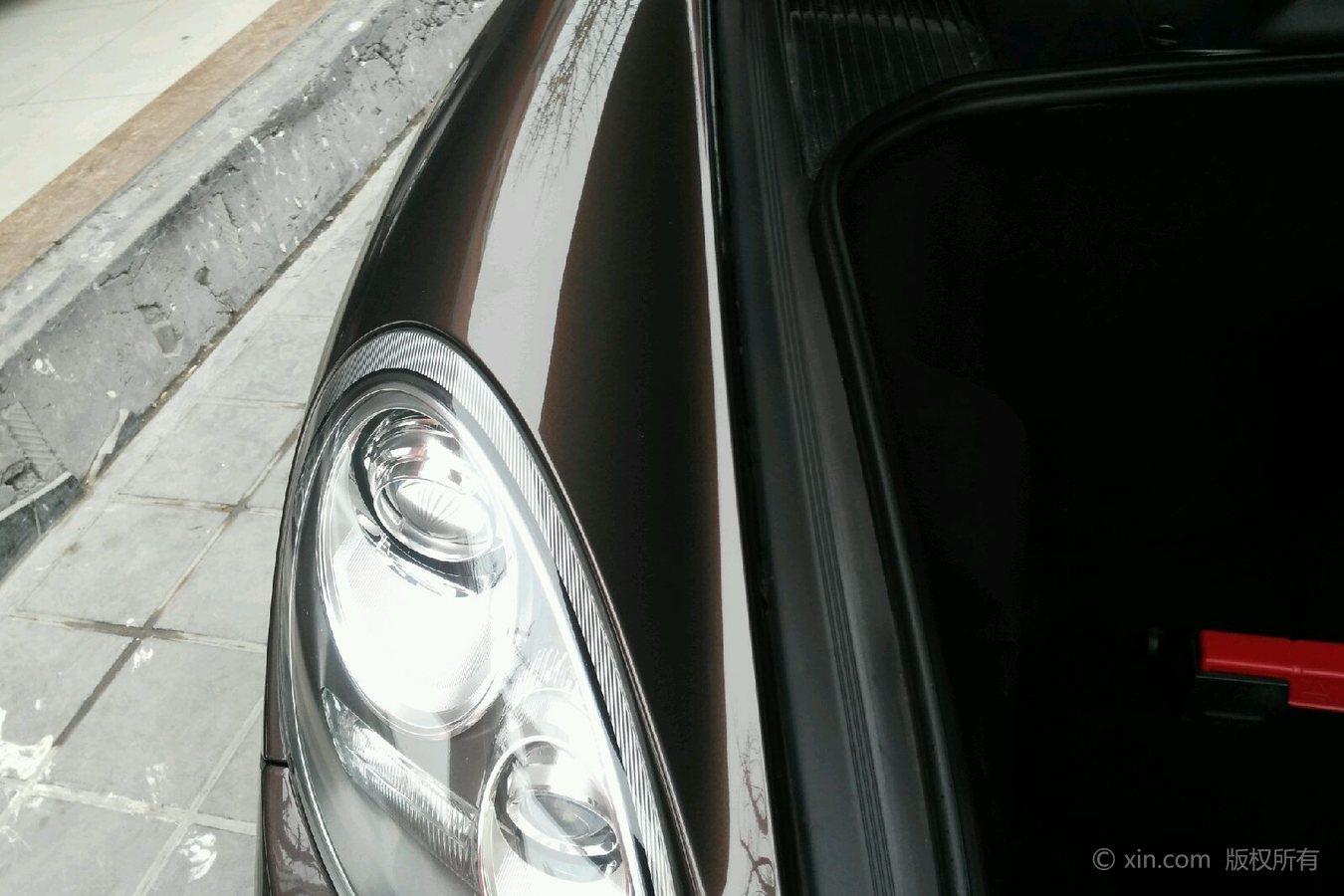 保时捷Boxster左侧翼子板