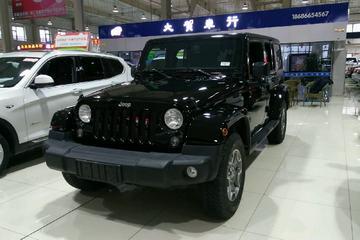 Jeep 牧马人 2015款 3.0 自动 Sahara四门